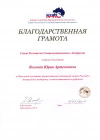 Совет Российских Соотечественников за рубежом